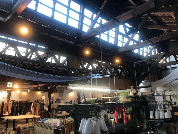 播州織工房館