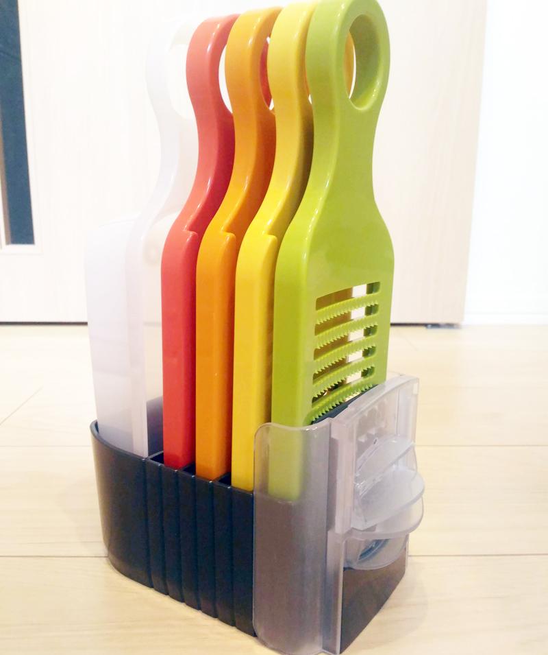 愛工業Aセット野菜調理器Qシリーズ