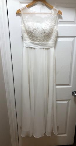 激安ウェディングドレス