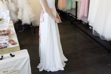 アールベリーの激安ウェディングドレス
